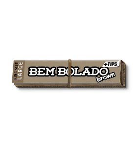 Seda Bem Bolado brown KS + Tips