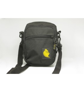 Shoulder Bag Puff Black