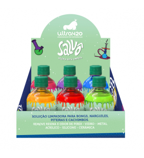 Display Mini Salvo - 250ml